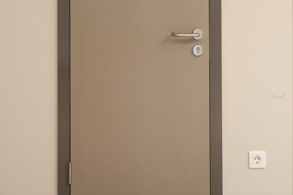 Ahşap Kanat Ofis Kapısı