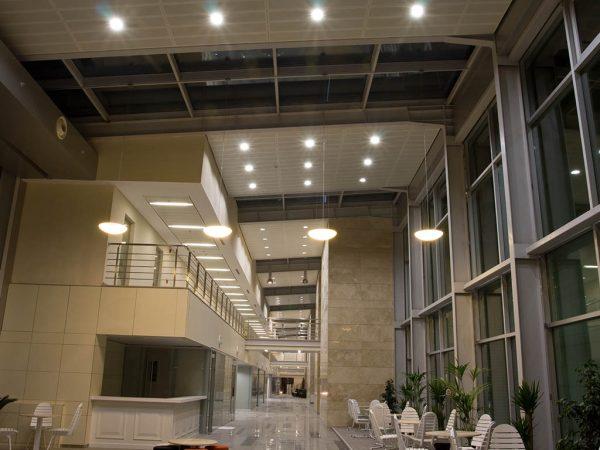 Ankara Lojistik Üssü Asma Tavan Sistemleri Referans