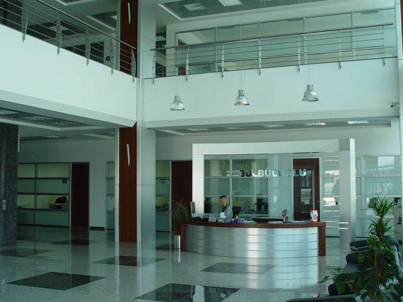 Ofis İçi Bölme Sistemleri Ankara Referans