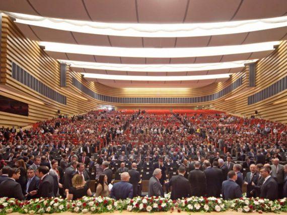 Kongre Merkezi Asma Tavan Sistemi