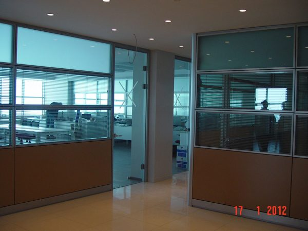 Modüler Ofis Bölme Sistemleri