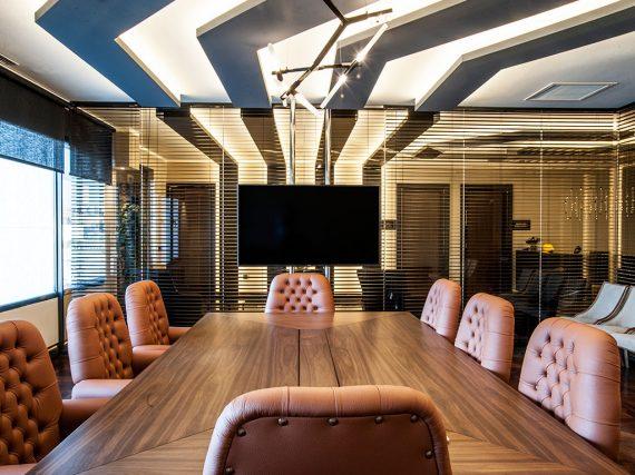 Ofis Modüler Bölme Sistemleri