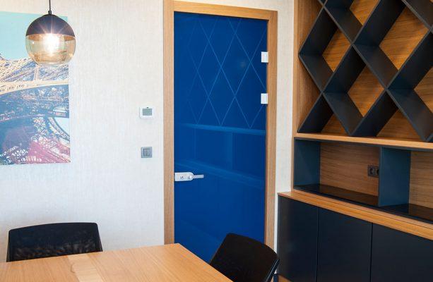 Cam Kapı Sistemleri Ofis İçi
