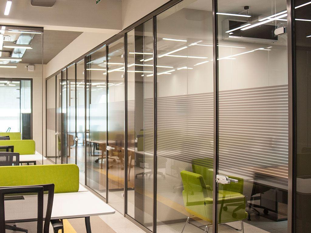 Modüler Ofis Bölme Sistemi