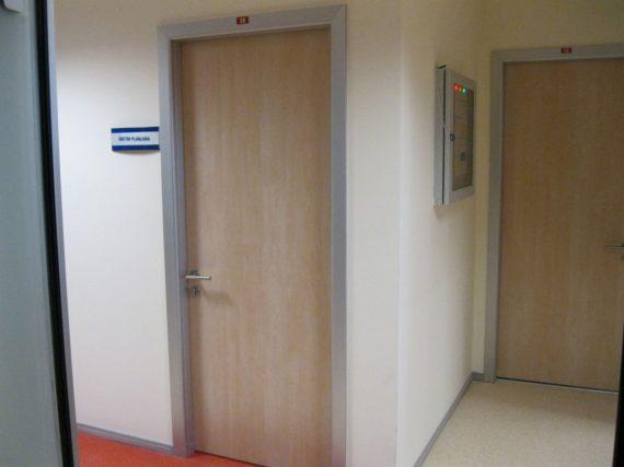 Ofis içi Ahşap Kapı Sistemleri