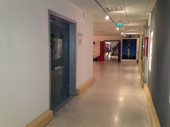 Ofis İçi Camlı Kapı Sistemleri