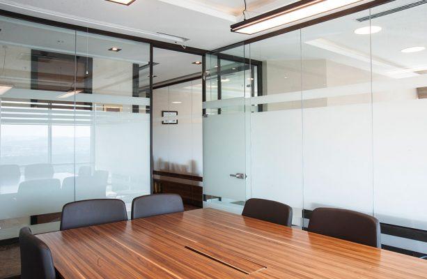 PW 40 Cam Cama Ofis Bölme Sistemleri