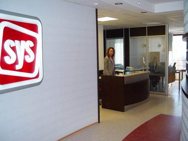 SYS Sistem Yazılım Ofis Modüler Bölme Sistemleri