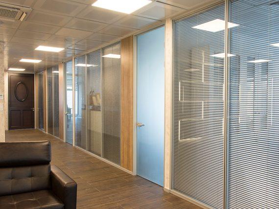 anahtar teslim ofis bölme ve tasarım