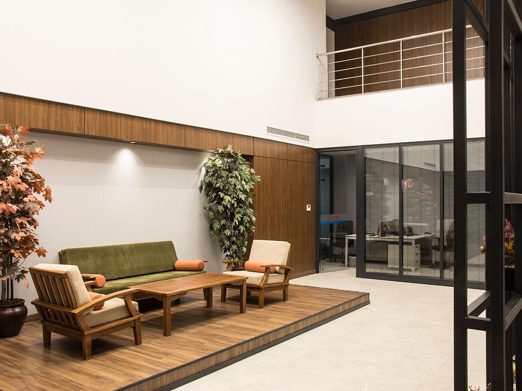 ankara ofis tasarım asma tavan