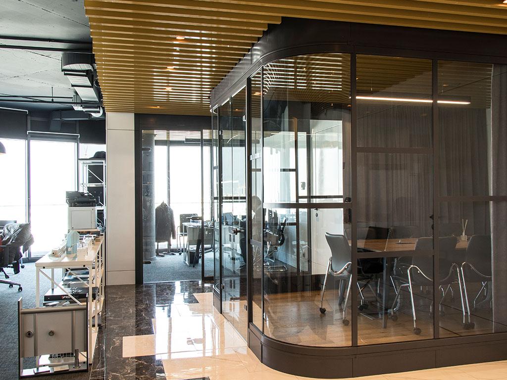 köprülüler ofis bölme