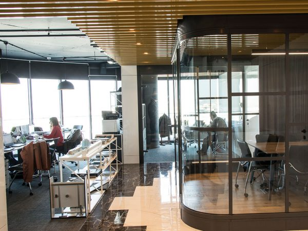 maidan ofis bölme anahtar teslim proje