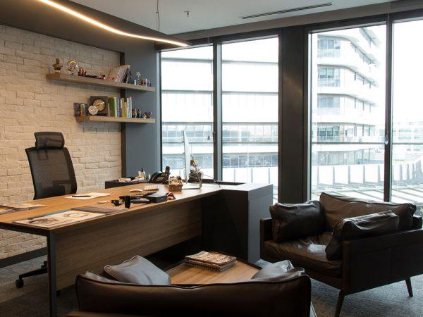 maidan ofis tasarım mimari çözüm
