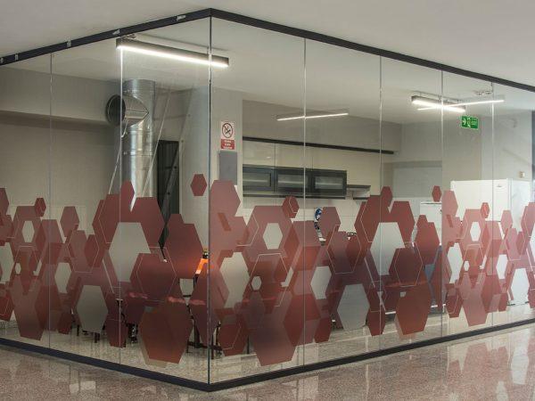 ofis bölme toplantı salonu