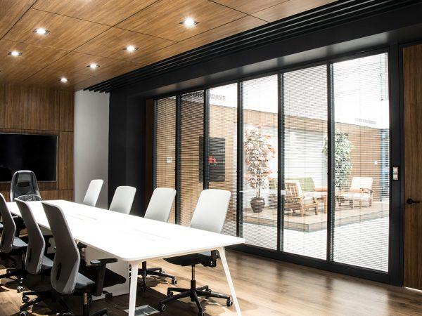 ofis modüler toplantı salonu bölme