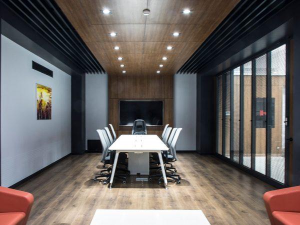 ofis toplantı salonu tasarımı