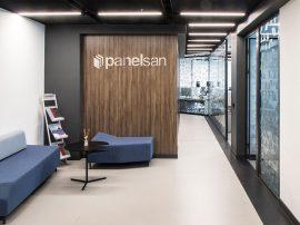 panelsan ofis tasarım ve bölme ofis sistemleri