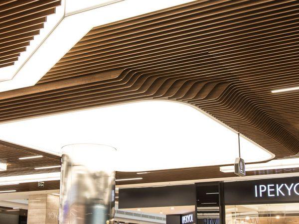 projeye özel asma tavan