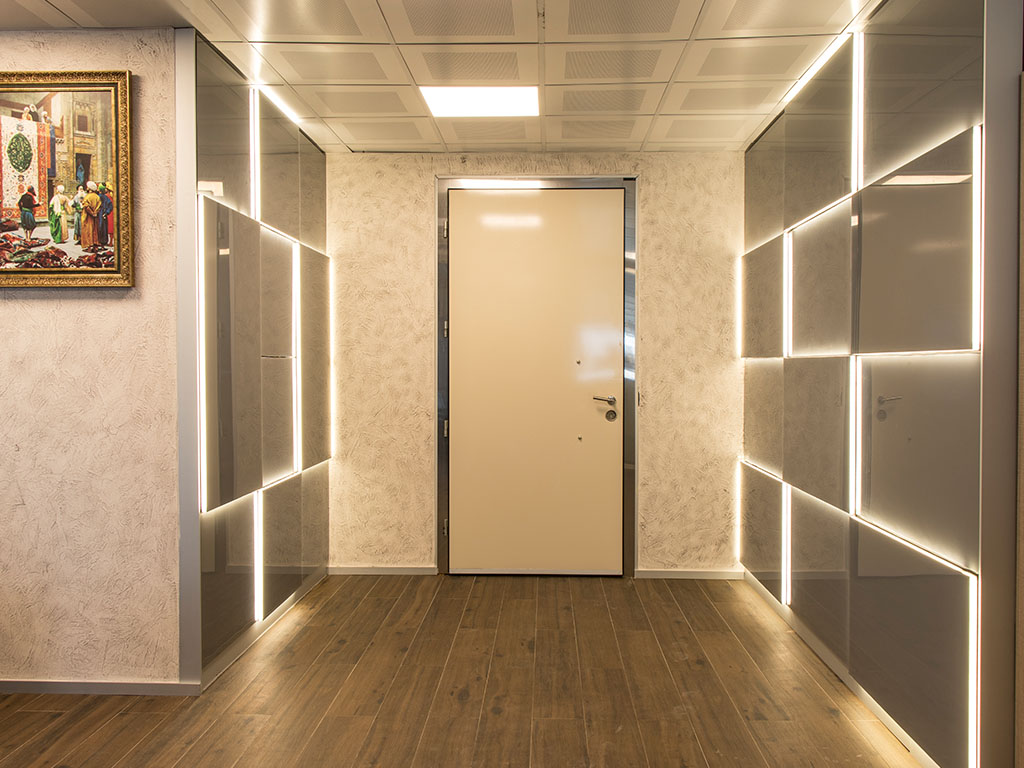 ymm ofis tasarım ve uygulama